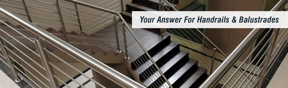 Your Answer For Handrails & Balustrades